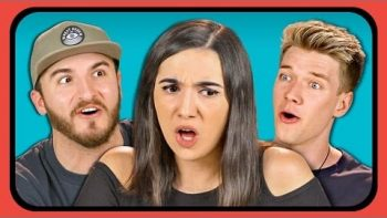 Famous YouTubers React To History Of The World