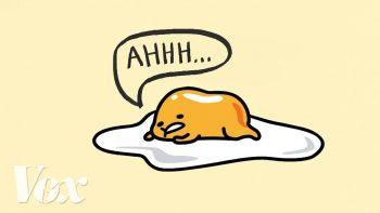 How A Melancholy Egg Yolk Conquered Japan