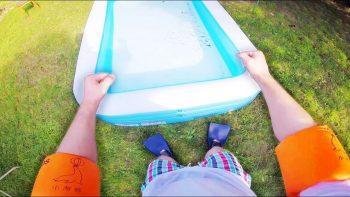 This Swimming Pool Works Like A Fata Morgana