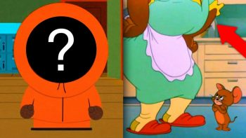 Top 6 Cartoon Characters who finally revealed their secret faces