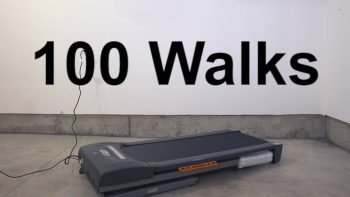 100 Different Walks