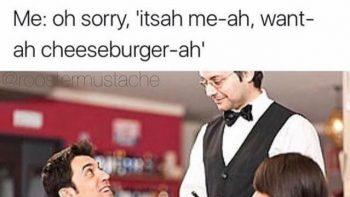 An Italian Cheeseburger-Ah