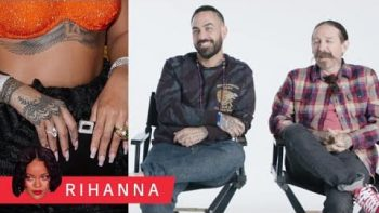 Celebrities' Tattoos Can Suck Horribly As Well