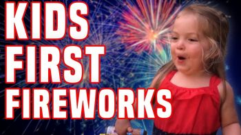 Kids' First Fireworks