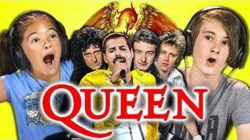 Kids React To Queen