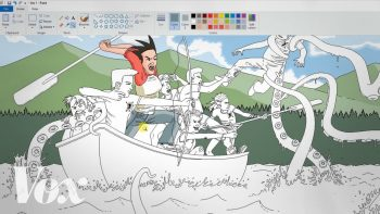 Microsoft Paint Is Essential Software For Every Artist