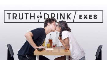 Exes Play Truth Or Drink