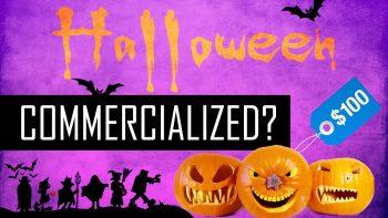 How Commercial Is Halloween?