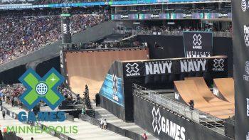 America's Navy Skateboard Big Air Final | X Games Minneapolis 2017