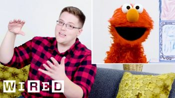Sesame Street Puppeteers Explain How They Control Their Puppets