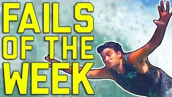 Best Fails Of The Week: It's Raining Inside!