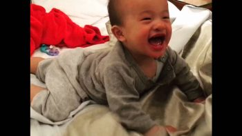Nothing Can Beat A Baby Laugh