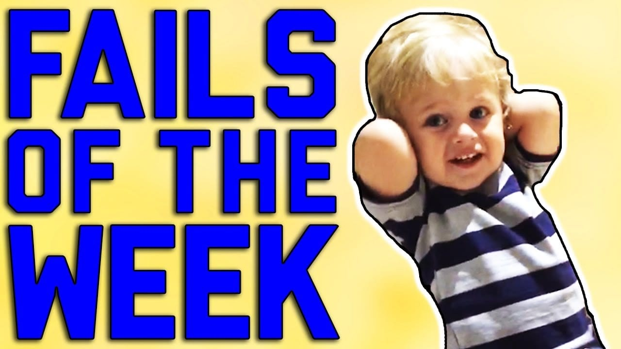 Best Fails Of The Week – Video