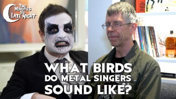 What Birds Do Metal Singers Sound Like?